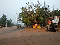 Bondel Ashatha Katte Airport Road Bondel Junction Mangaluru, Karnataka India.jpg