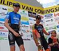 Bonheiden - Memorial Philippe Van Coningsloo, 7 juni 2015, aankomst (C10).JPG