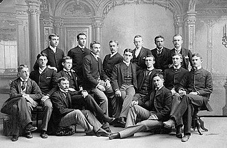 Book and Snake - Members of the 1888 Delegation