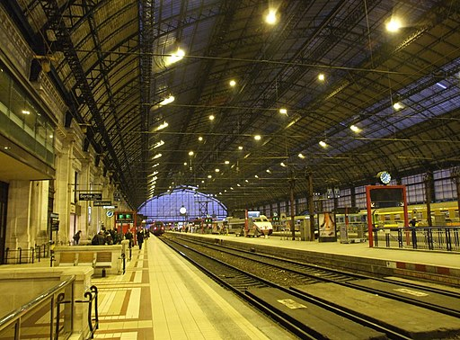 Bordeaux - Gare Saint-Jean 1