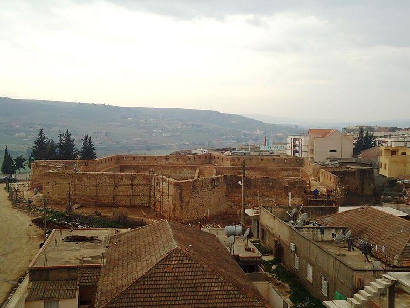 Le Borj Hamza, ou Borj Bouira, littéralement le fort Hamza, est un fort et monument historique situé dans la ville de Bouira a la cité Draa El Bordj. Sa construction remonte au xvie siècle par la régence Ottomane d'Alger pour laquelle il occupe une position stratégique, sur un site de la dynastie arabe Sulimanide
