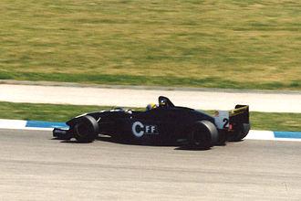 Super Nova Racing - Image: Boris Derichebourg Super Nova Racing F3000 98es