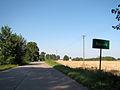 Borsuk - tablica z nazwą miejscowości - DSC03038 v3.jpg