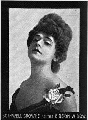 Bothwell Browne - Bothwell Browne in 1908