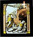 Bottega hirsvogel, piramo e tisbe, norimberga 1530-50 ca.JPG