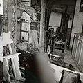 Bottega via dei canacci di Foresto Marianini a firenze alluvionata nel 1966.jpg