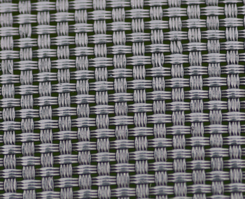 English: Bounce mat of a trampoline.
