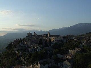 Boville Ernica Comune in Lazio, Italy