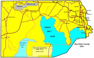 Box Elder County, Utah - Box Elder County (details)