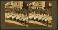 Boys' brigade, Philadelphia. Peace Jubilee, from Robert N. Dennis collection of stereoscopic views.png
