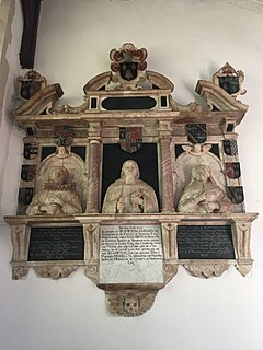 Brampton Gurdon (of Assington and Letton) English politician, died 1649