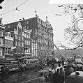 Brand in Victoriahotel te Amsterdam, overzicht van de blussingswerkzaamheden, Bestanddeelnr 916-3435.jpg