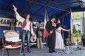 Brest - Fête de la musique 2014 - intermittents du spectacle - 001.jpg