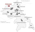 Bretzfeld Übersicht - Lage Siebeneich.png