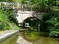 Bridge No 45, Shropshire Union Canal at Knighton, Staffordshire - geograph.org.uk - 1459494.jpg