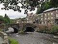 Bridge in Beddgelert - geograph.org.uk - 2597151.jpg