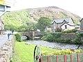 Bridge over Afon Colwyn, Beddgelert - geograph.org.uk - 227717.jpg