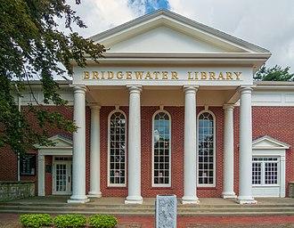 Bridgewater, Massachusetts - Bridgewater public library