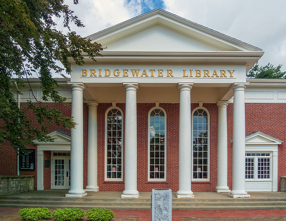 Bridgewater, Massachusetts public library