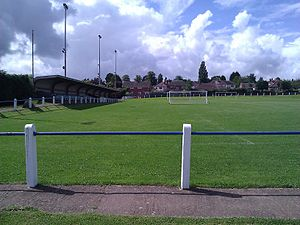 A.F.C. Bridgnorth - Crown Meadow