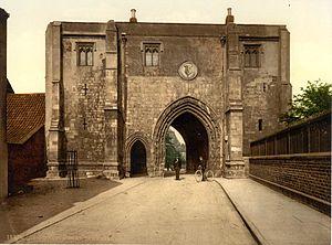 Bridlington - Bridlington's Bayle Gate