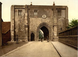 Bridlington - Bridlington's Bayle Gate