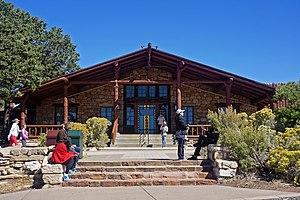 Bright Angel Lodge - Main lodge building