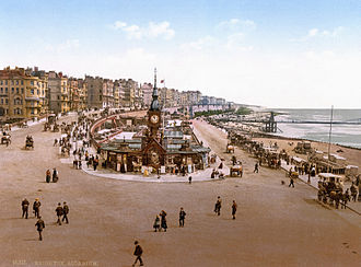 Margaret Bondfield - Brighton in the 1890s