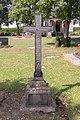 Brilon-Alter Friedhof-Grabkreuz Lohmann, Joseph-2018-02-28.jpg