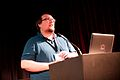 Brion Vibber, WMF, at Wikimania 2014 - 14674224948.jpg
