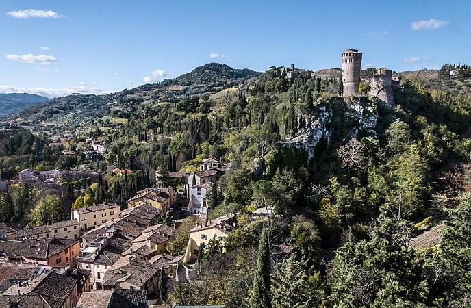 Brisighella - La Rocca 2.jpg