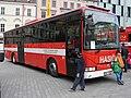 Brno, náměstí Svobody - vozidla HZS JMK - Irisbus Crossway.jpg