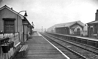 Broadheath (Altrincham) railway station
