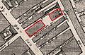 Brolins karta över Gamla stan 1771 Gåstorget (1).jpg