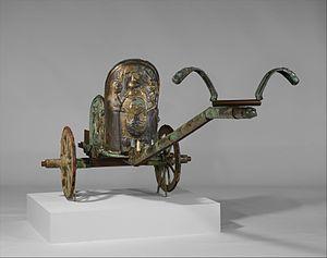 Monteleone chariot - Monteleone chariot