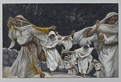 James Tissot: The Foolish Virgins