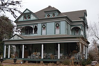 National Register of Historic Places listings in Bell County, Kentucky - Image: Brooks House in Middlesboro