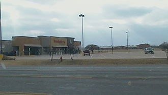Robinson, Texas - Brookshire's Grocery in Robinson.