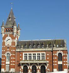 Hôtel De Ville Et Son Beffroi, En 2011.