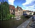 Brugge Dijver Brug tussen Wollestraat en Eekhoutstraat - 22804 - onroerenderfgoed.jpg