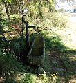 Brunnen mit Steintrog - panoramio.jpg