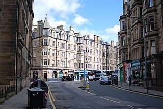 Bruntsfield Human settlement in Scotland