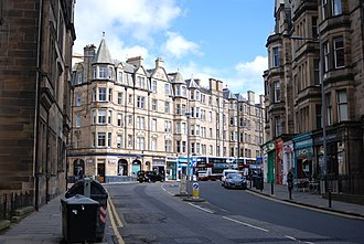 Bruntsfield - Bruntsfield Place