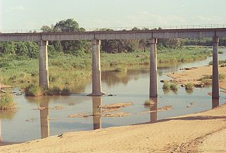 Bubye River river in Zimbabwe