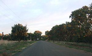 Buckland Park, South Australia - Street in Buckland Park