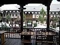 Bucuresti, Romania. Hanul lui Manuc. Imagine de ansamblu. DSCN7796.jpg