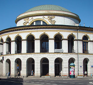 Museum of John Paul II Collection - Building of the former stock exchange