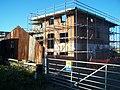 Building Site on Wharf Farm House Land - geograph.org.uk - 1130800.jpg
