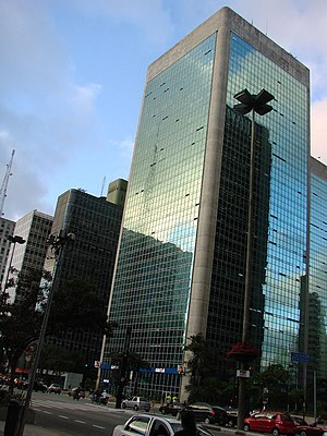 Regional Federal Courts - Headquarters of the Regional Federal Court for the Third Region, in São Paulo