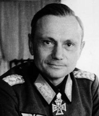 Army Group G - Image: Bundesarchiv Bild 101I 732 0118 03, Hermann Balck (cropped)